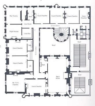 Vanderbilt Floor Plans Pin By Christopher Chalkley On Gilded Era Mansion Floor