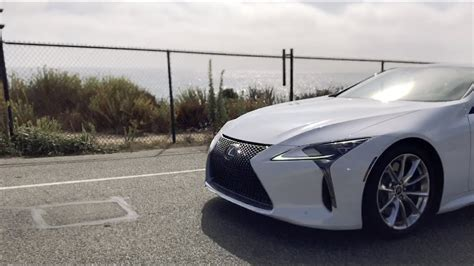 Pch Youtube - 2018 lexus lc hybrid cruising on pch youtube