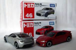 Tomica 86 Toyota 86 tomica toyota 86 one car lifestyle top gear