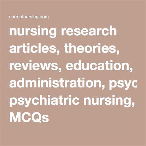 thesis about nursing education 17 best ideas about nursing research on pinterest