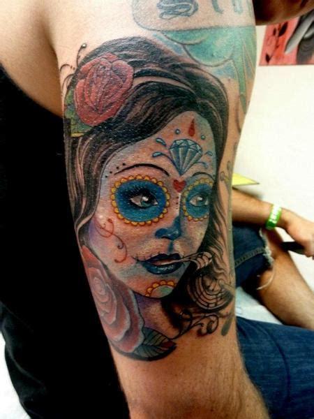 dead rose tattoo meaning dead