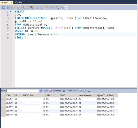 date format mysql order by mysql order by is quot breaking quot my query stack overflow