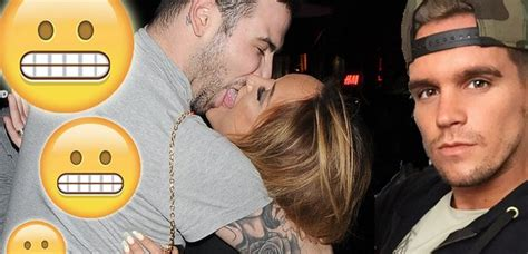 gary beadle changes his look after charlotte crosby split charlotte crosby breaks down about ex gaz beadle but is