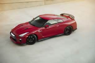 Nissan Gt R Track Edition 2017 Nissan Gt R Track Edition Is An Intriguing Nismo