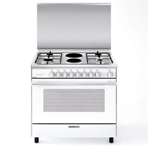 List Oven Gas un9621rx multifunction gas oven with fan cooking products glem gas