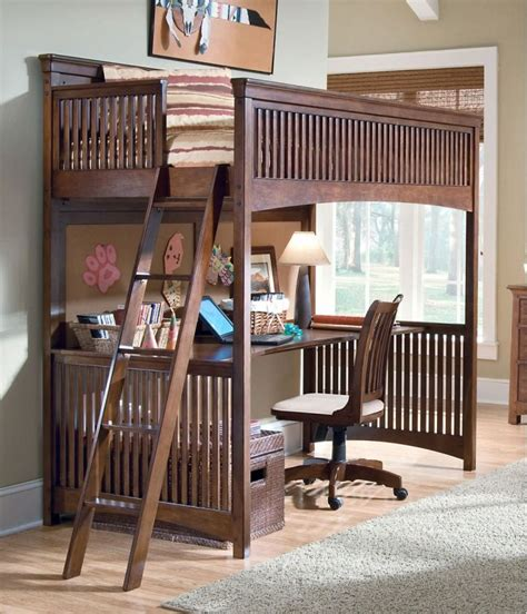 Desk Beds For Adults by Edgy Loft Beds With Desk Design Ideas