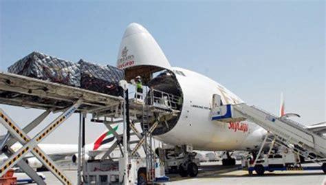 emirates skycargo boeing 747 freighter nose loading cargo airlines emirates skycargo