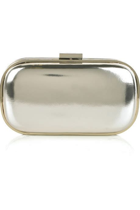 Anya Hindmarch Louisa Mirrored Clutch by Betsey Johnson Fashion Up
