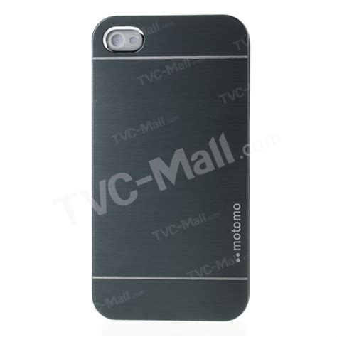 Motomo New Model For Iphone 4 Berkualitas blue motomo for iphone 4 4s brushed aluminum metal