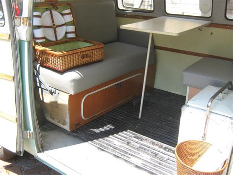 vw bus bed thesamba com gallery vw bus interior z bed