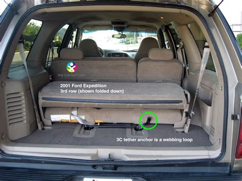 the car seat lady ford expedition