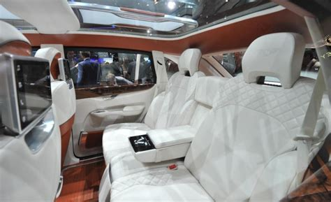 bentley suv inside 2015 bentley exp 9f concept