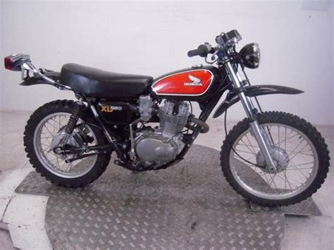 import motocross bikes 12 best honda xl350 images on pinterest motorbikes