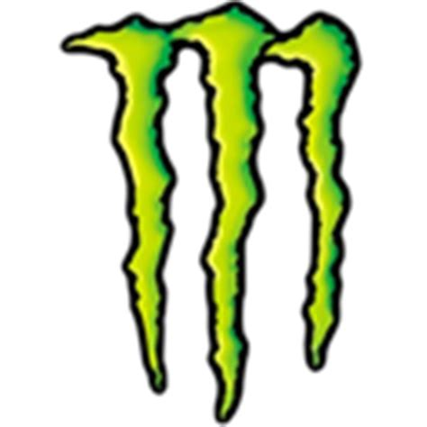 monster energy logo transparent clipart best
