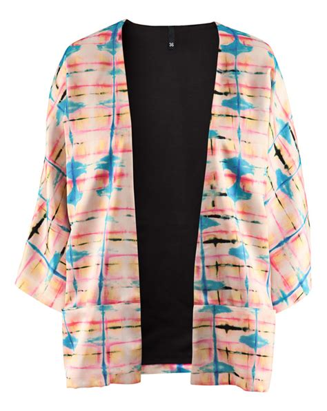 Sale H M Divided Pattern Blouse h m fashion against aids 2012 collection
