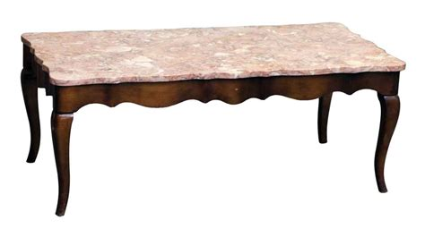 provincial coffee table provincial coffee table with marble top olde
