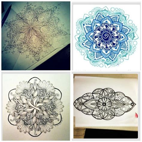 tattoo love peace harmony mandala meaning a geometric figure representing the