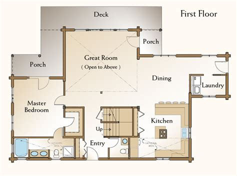 real log homes floor plans the middleton log home floor plans nh custom log homes