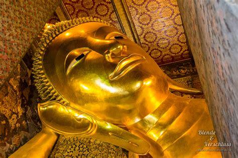 reclining budda reclining buddha wat pho thailand