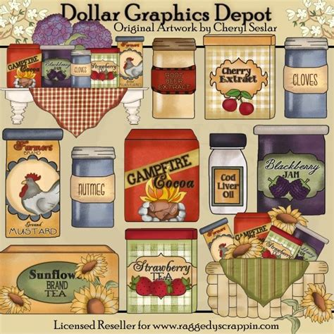 speisekammer clipart 1000 images about recipe binder on printable