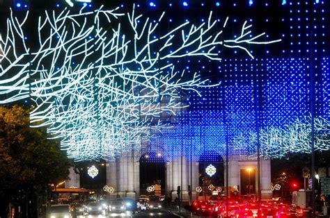 iluminacion navideña madrid 2018 luces de navidad en madrid 2018 1019 horarios calles y