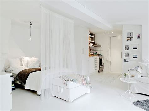 Curtains For Studio Apartments Ideas How To Divide A Studio Apartment Gravity Home