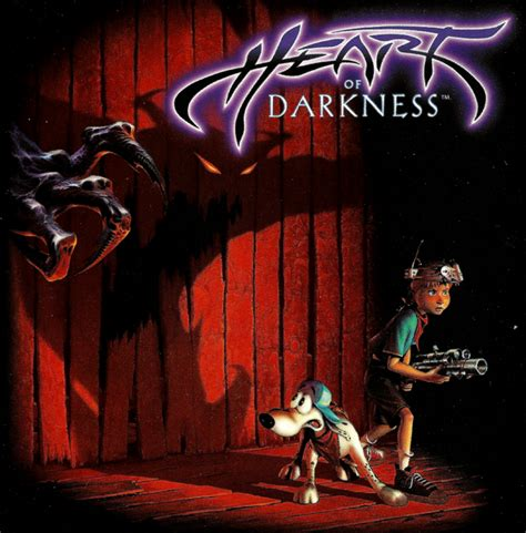 Shelter Studio heart of darkness game giant bomb