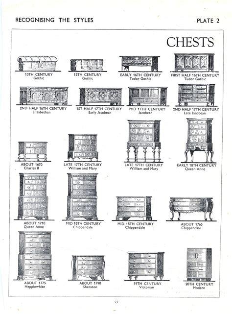furniture styles  gothic    century lost
