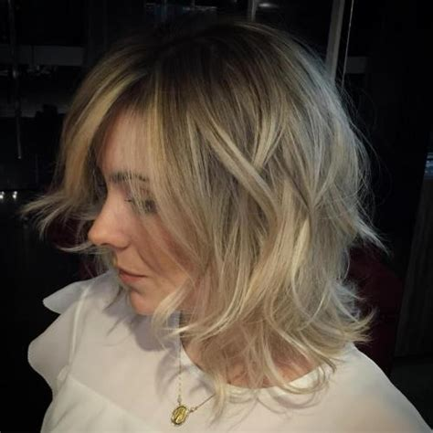 bob shag fine hair 30 trendiest shaggy bob haircuts of the season