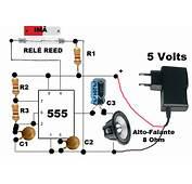 Circuito Eletr&244nico De Alarme Residencial