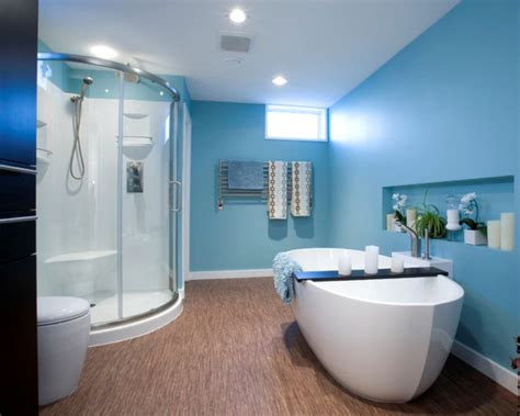 bathroom paint blue how to make bathroom paint more durable ward log homes