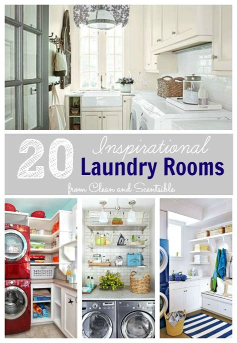 cleaning inspiration laundry room inspiration and the september household