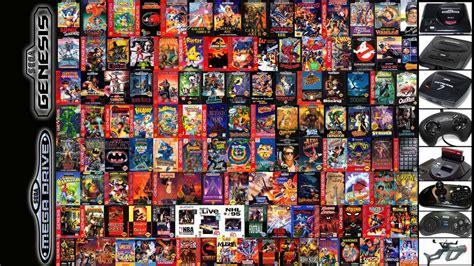 best sega genesis of all time sega genesis megadrive top wide wallpaper by