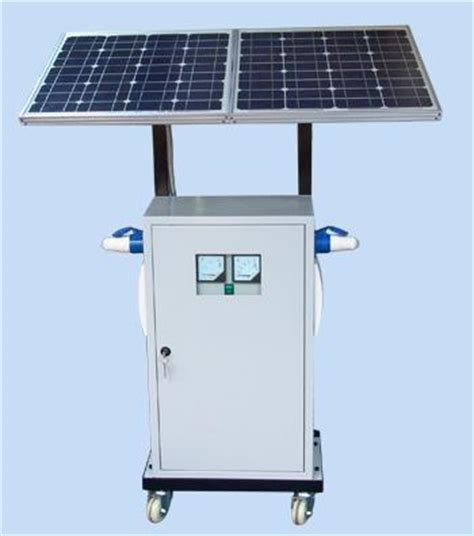 Small Home Solar Power Generator Small Solar Generator System Portable Solar Power System