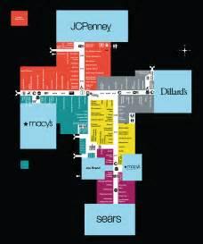 Map Of Mall Of Louisiana by Mall Map Of La Plaza Mall A Simon Mall Mcallen Tx