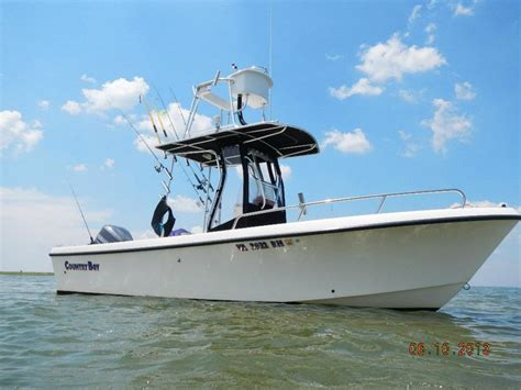 maycraft bay boat 2006 maycraft 2000cc w cobia tower the hull truth
