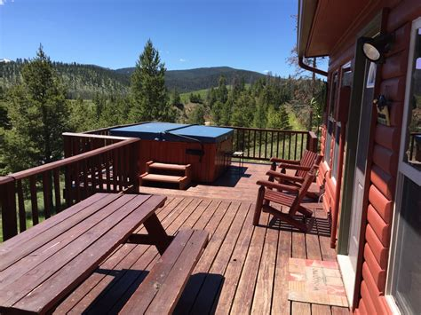 Georgetown Lake Cabin Rentals by Georgetown Lake Family And Pet Friendly Cabin With Tub