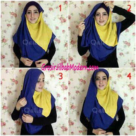 Jilbab Instan Motif Jilbab Syria Hoodie Motif Branded Cantik Modern By Apple