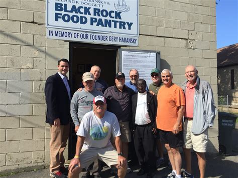 Food Pantry In Bridgeport Ct by Pseg Gives Back To The Black Rock Food Pantry Bridgeport