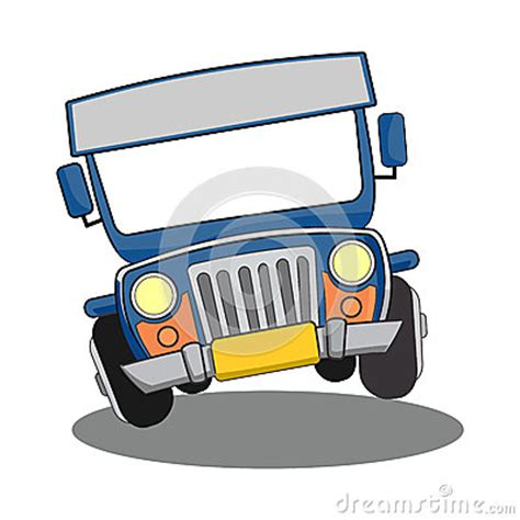 cartoon jeep side view pics for gt jeepney side view vector
