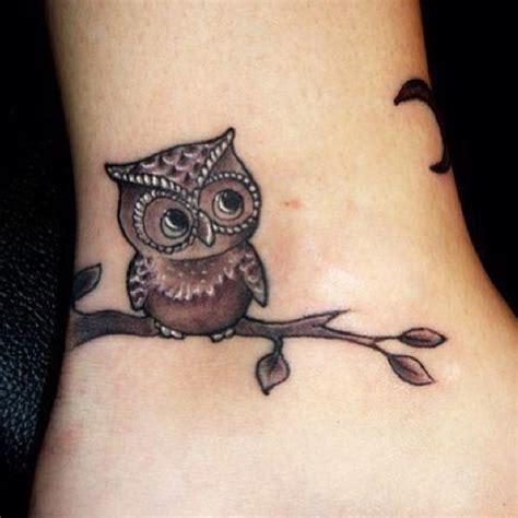 girl owl tattoos 612 x 612 owl wrist uncategorized