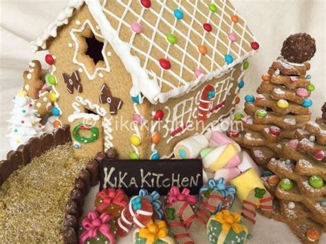 casa di pan casetta di pan di zenzero o di pasta frolla kikakitchen
