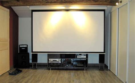 Installation Ecran Videoprojecteur by 171 Hauteur 233 Cran Projecteur 187 30019971 Sur Le Forum
