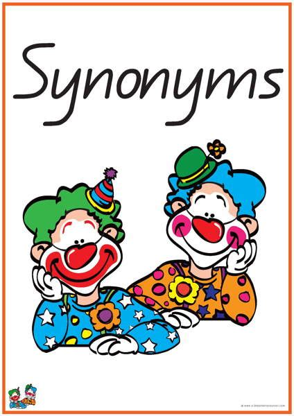 synonym of image 40 pairs of synonyms
