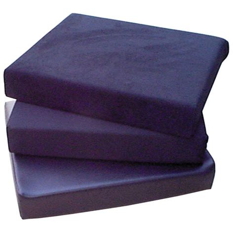 Foam For Cushion by 16 X 16 X 4 Poly Knit Covered Foam Cushion