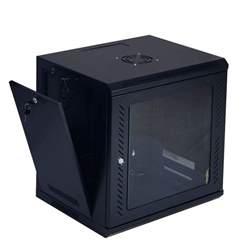 Server Cabinet Rack Goplus 9u Wall Mount Network Server Data Cabinet Enclosure