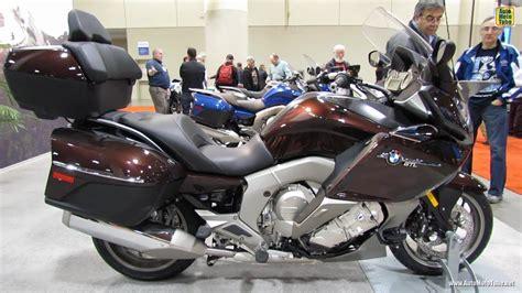 bmw kgtl walkaround  toronto motorcycle