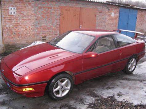 old car manuals online 1991 ford probe engine control 1991 ford probe pictures