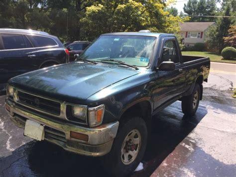 1994 Toyota 4x4 For Sale 1994 Toyota 4x4 W Cap For Sale Toyota Tacoma 1994