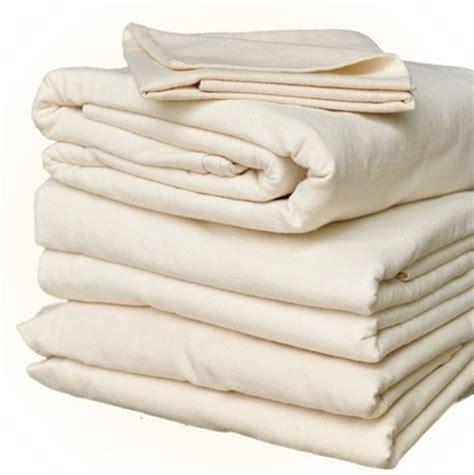 drap housse en flanelle de coton linge de lit ferme du